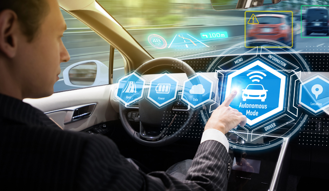 5G's Crucial Role in Autonomous Vehicles