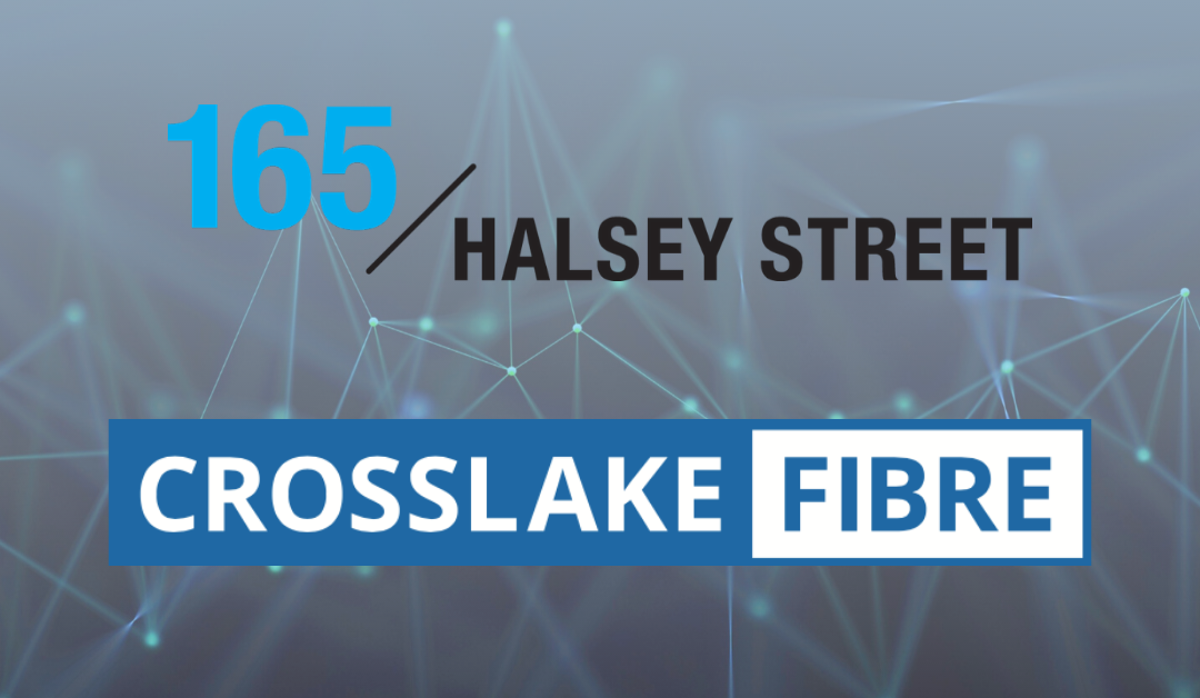 Crosslake Fiber Expands Network into 165 Halsey Street Data Center