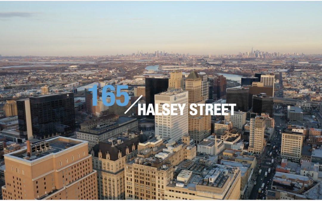 New 2021 Tour of the 165 Halsey Street Data Center!