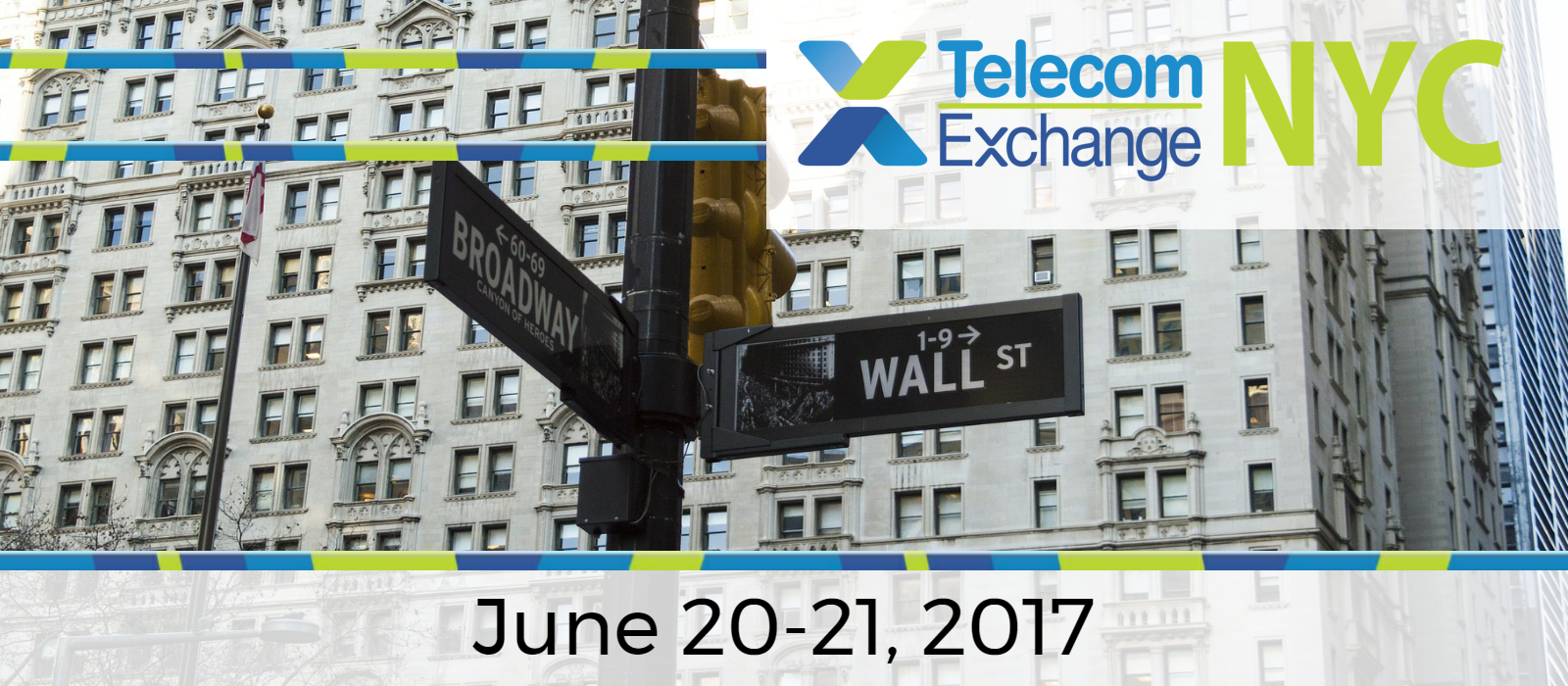 #TEXcited for Telecom Exchange! June 20-21, 2017
