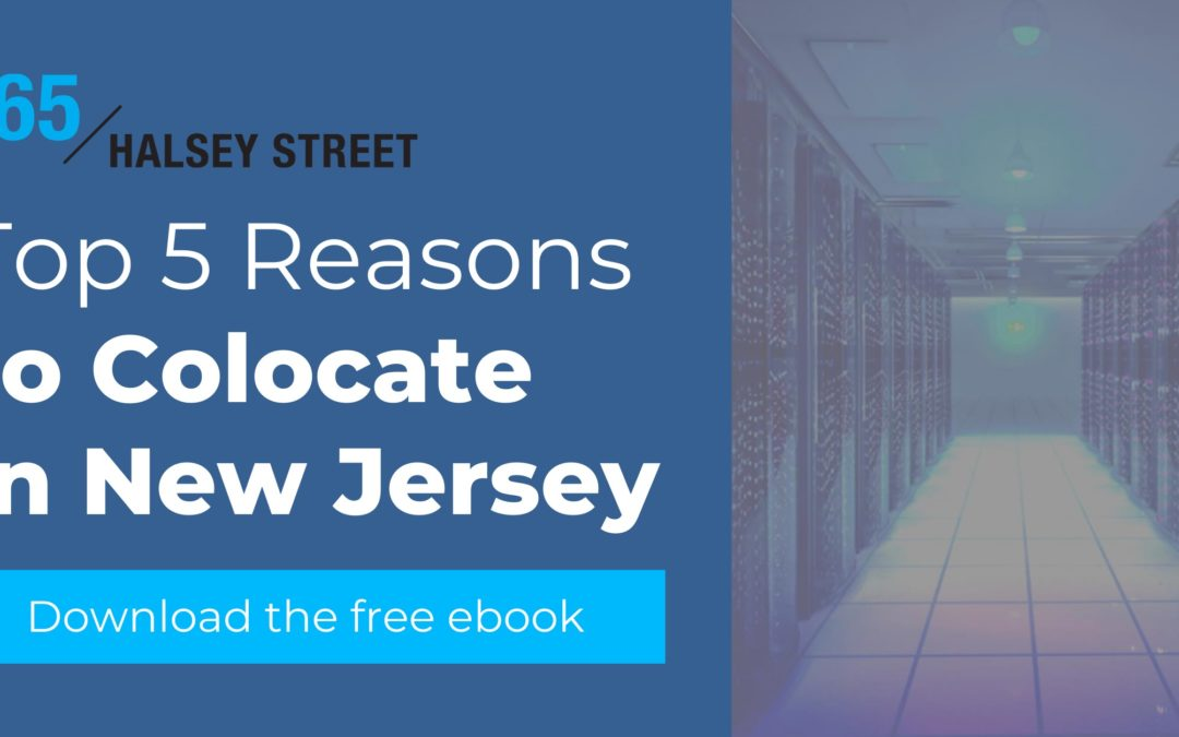 Top Reasons to Consider Colocation in New Jersey